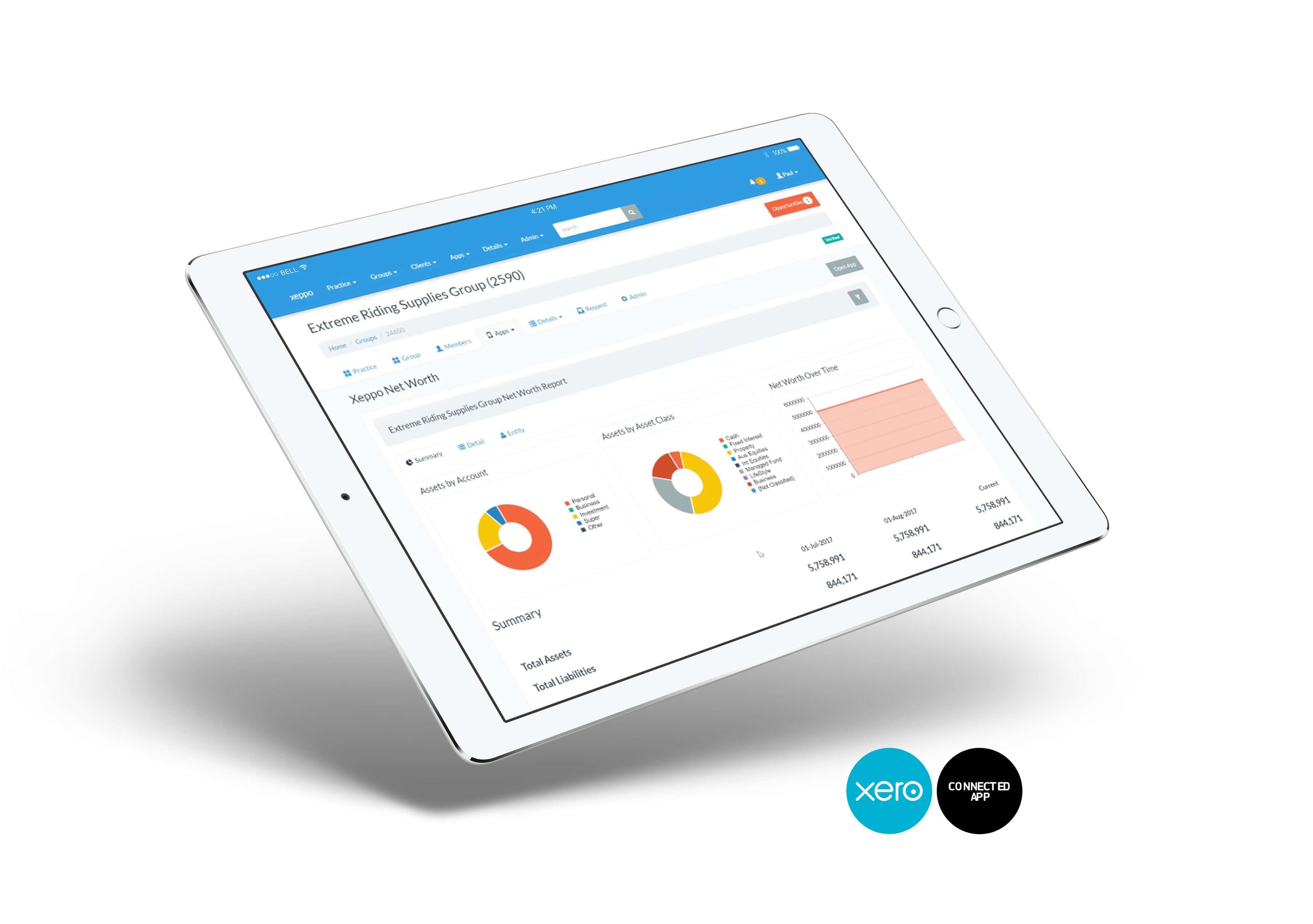 Manage client relationships and drive business opportunities with Xeppo + Xero